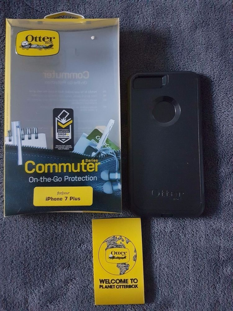 New otterbox commuter for apple iphone 7 plus case with