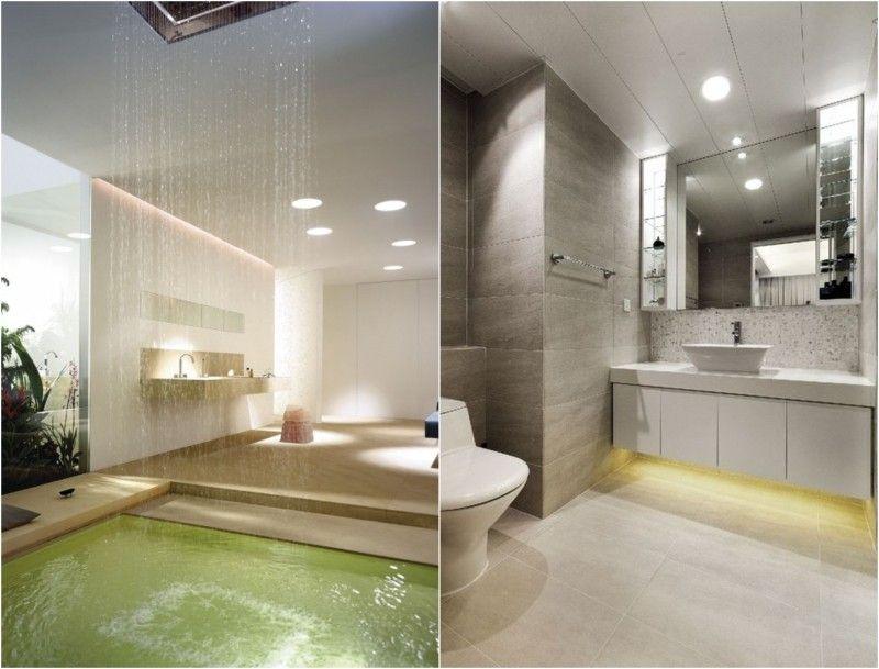 Decke Badezimmer ~ Badezimmer beleuchtung decke ng u hitoiro