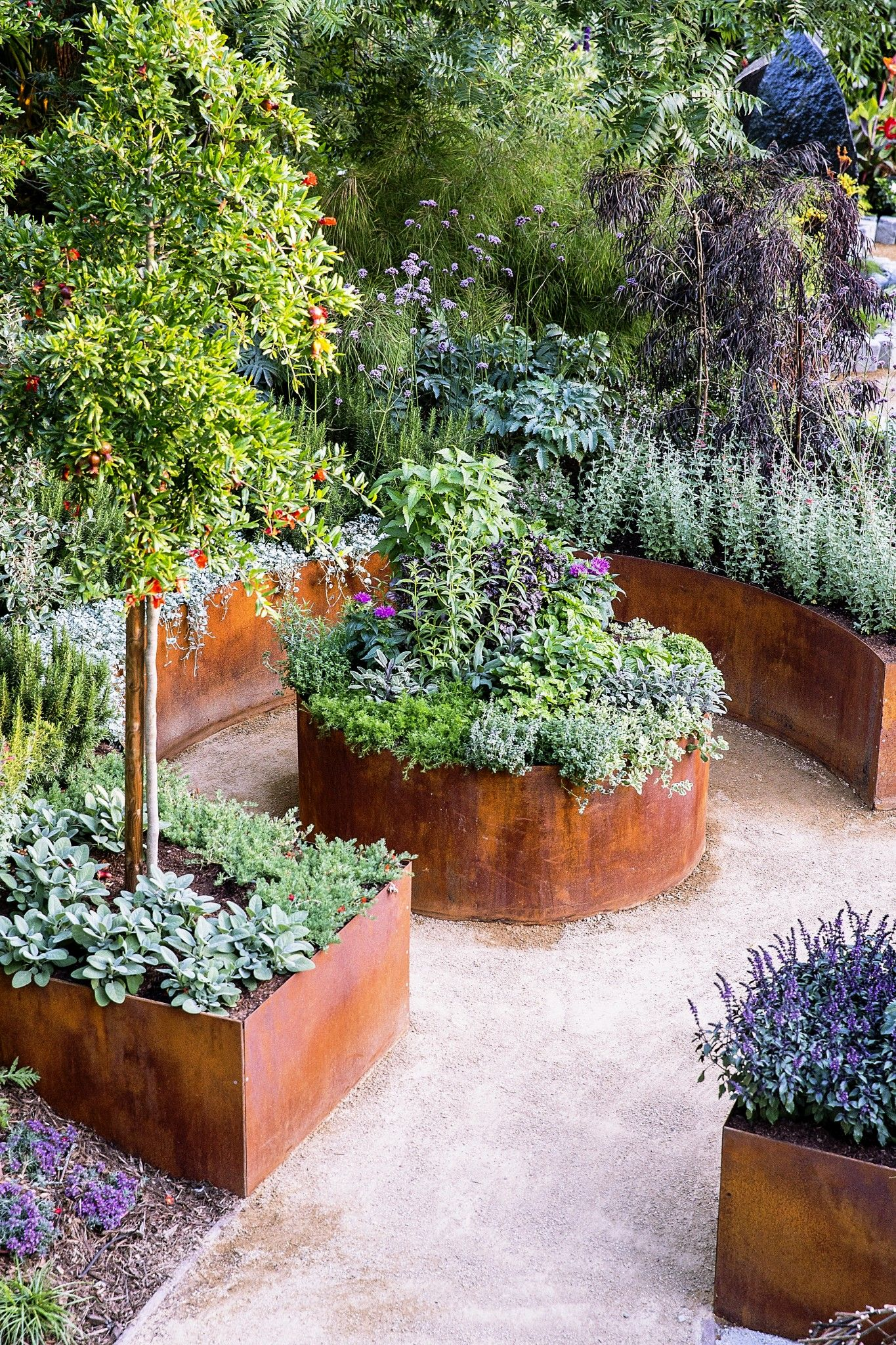 Pin by Annie Cheng on Front Yard   Garden layout vegetable ...