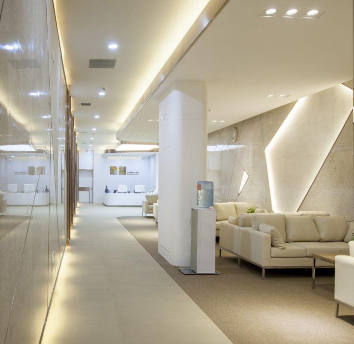 Le Jian Specialist Clinicby United Design Practice, Bejing