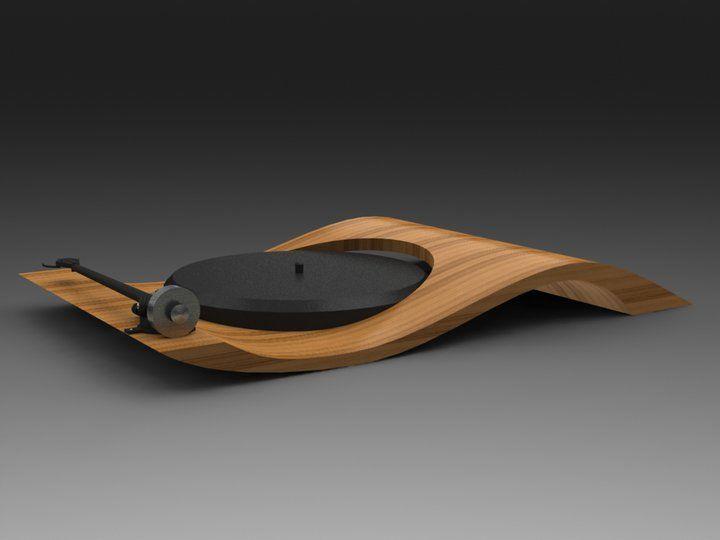Lp Wood Lp Player Vinyl Player Interieur Pinterest Lp Player Audio And Audiophile