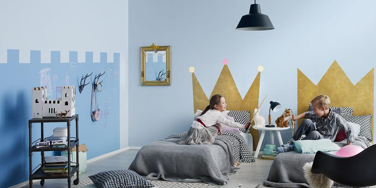 Kolekcja Tikkurila Kids Style to 24 kolory wybrane przez dzieci i 8 niezwykłych…