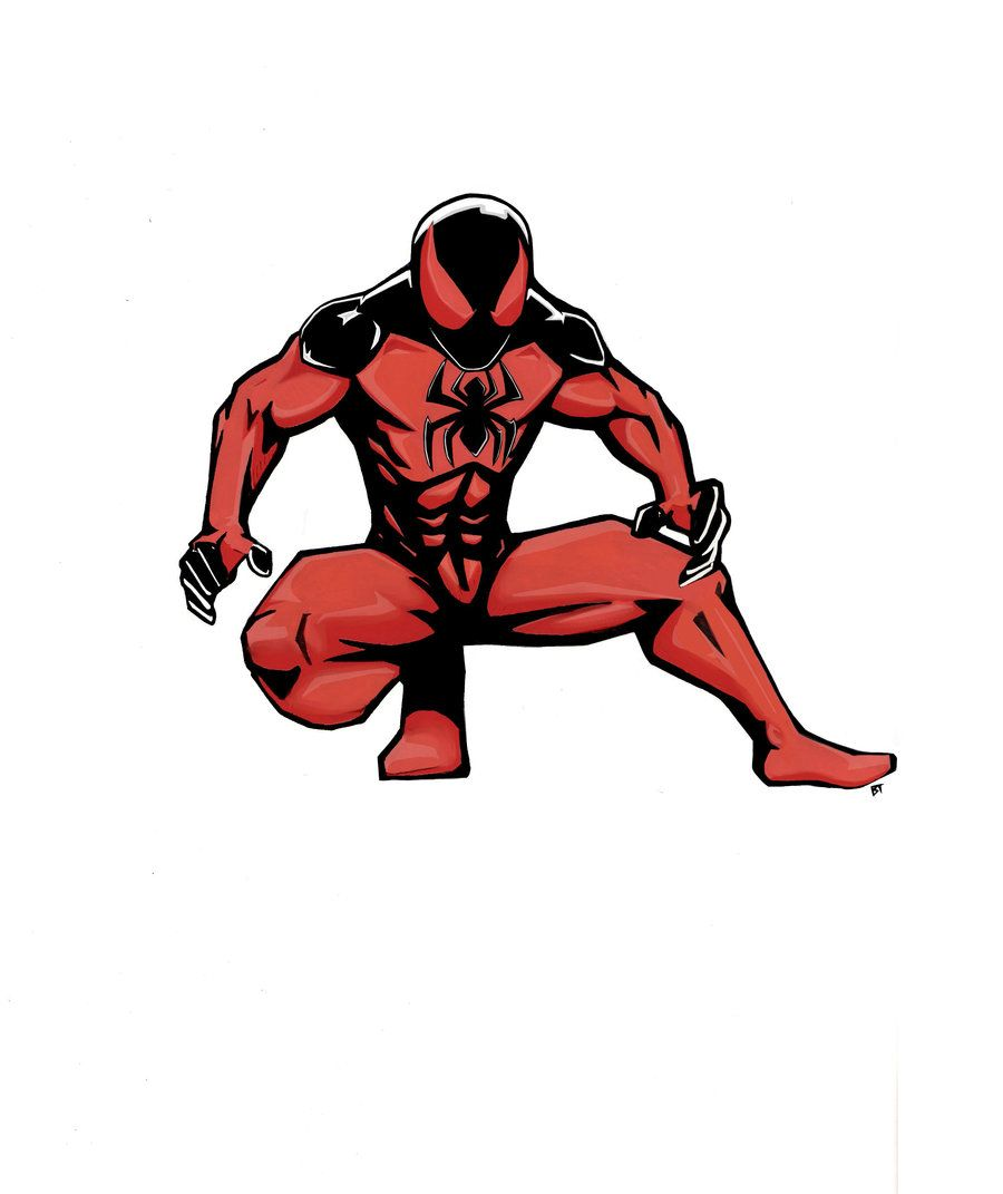 f7561442 Scarlet Spider Kaine Parker by Vauz.deviantart.com on @deviantART ...