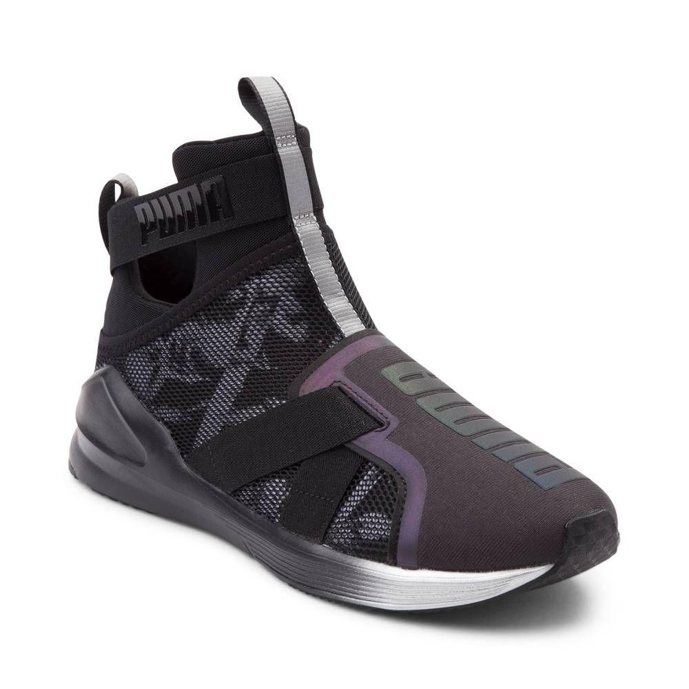 Womens Puma Fierce Swan Athletic Shoe