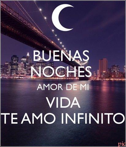 Buenas Noches Amor De Mi Vida301 Imágenes De Buenas
