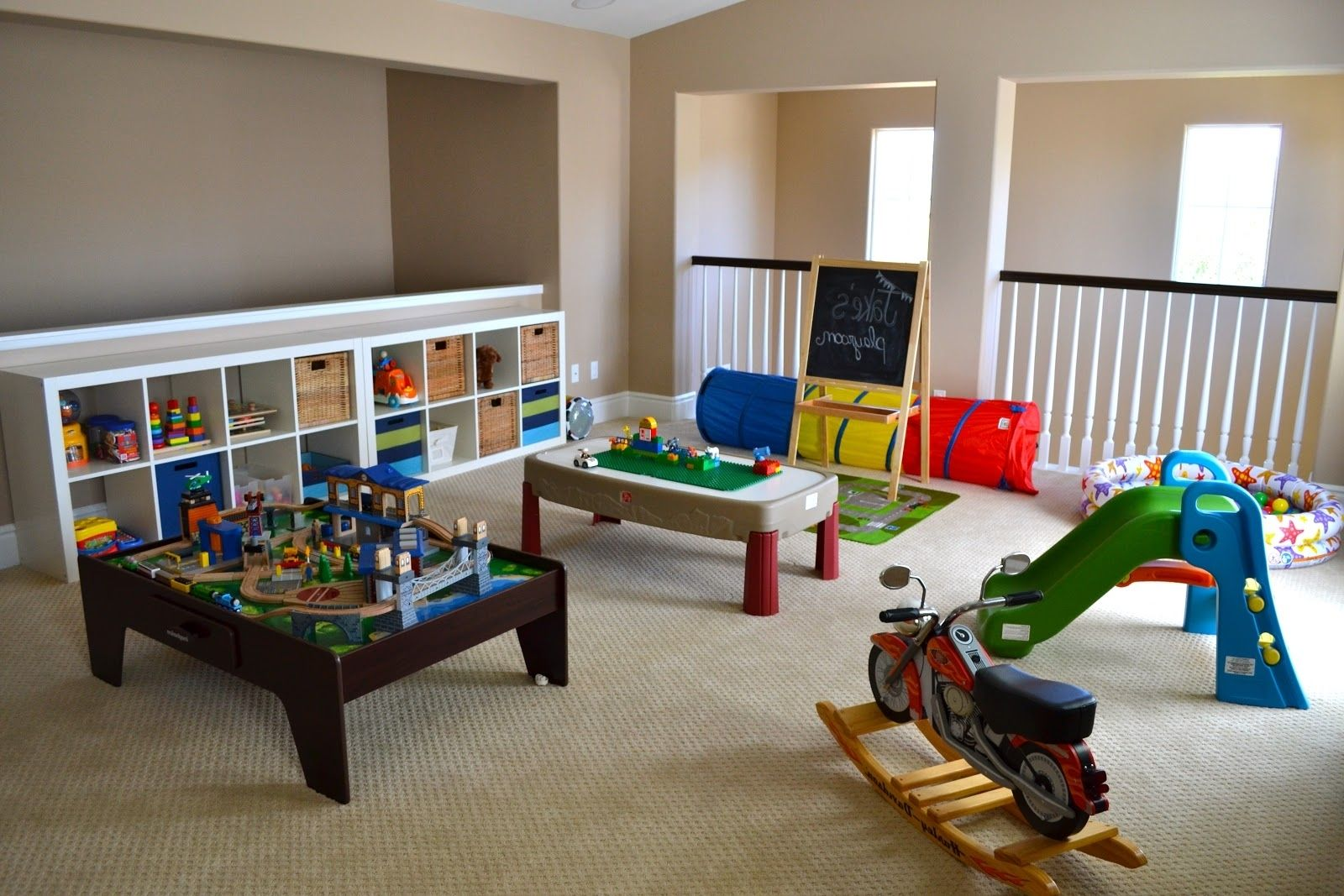 Decor kids play room decoration ideas home amp house inspiration with regard to brilliant in - Bedroom decor for kids ...