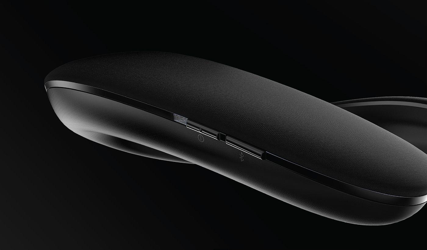 JBL - Sound Gear / Wearable Bluetooth Speaker | detail | Bluetooth