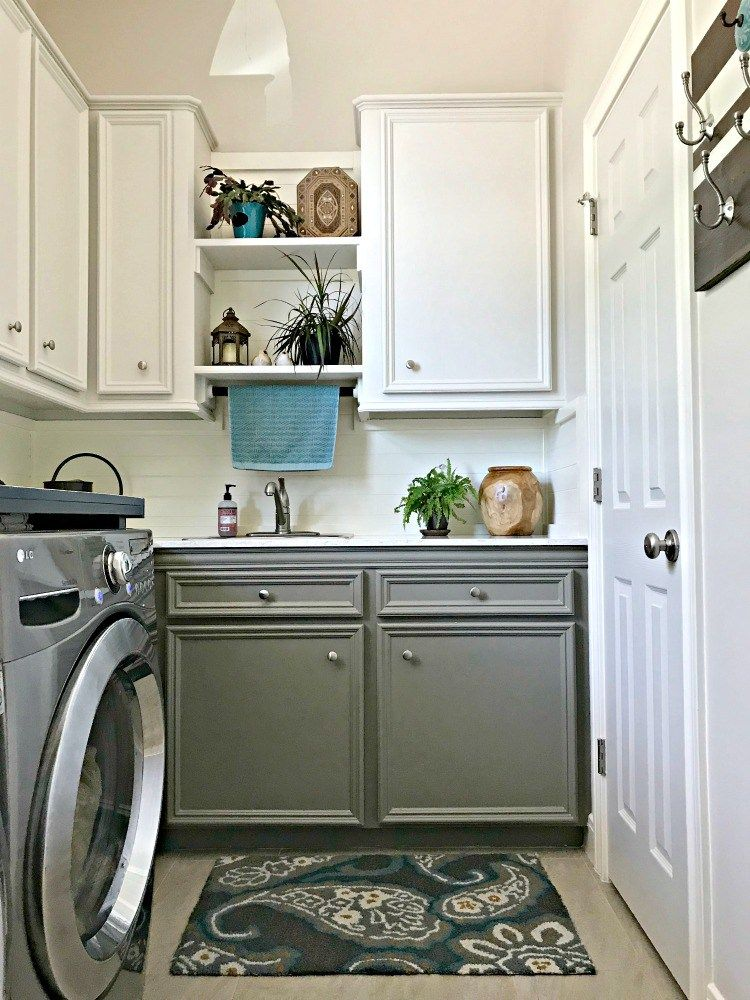 3 Diy Laundry Room Makeover Ideas For A New Look Abbotts At Home