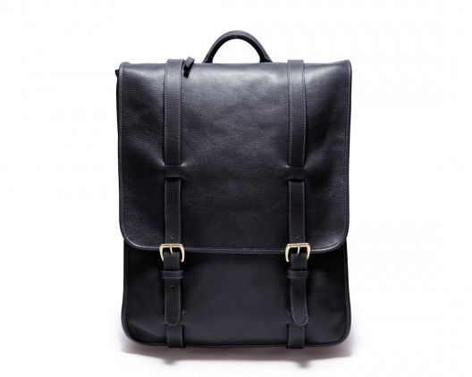 Leather Backpack by Lotuff