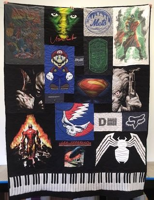 The Best T-shirt Quilts of 2016