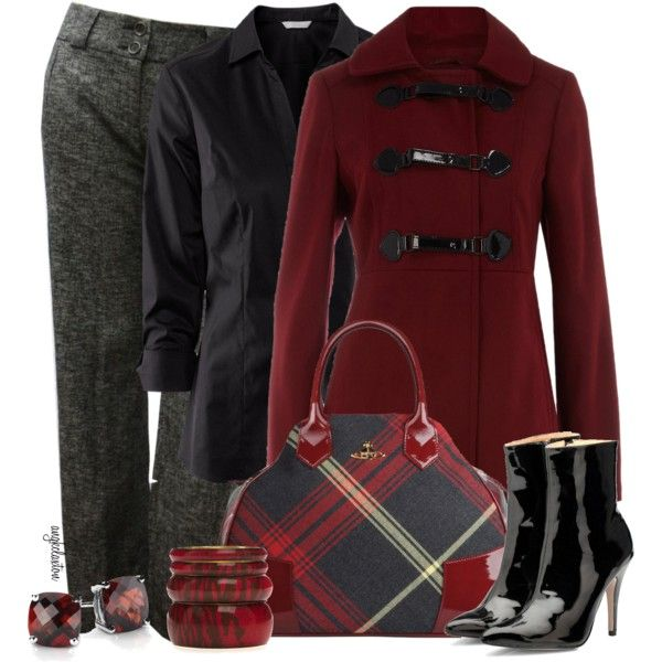 """""""School Days #68"""" by angkclaxton on Polyvore"""
