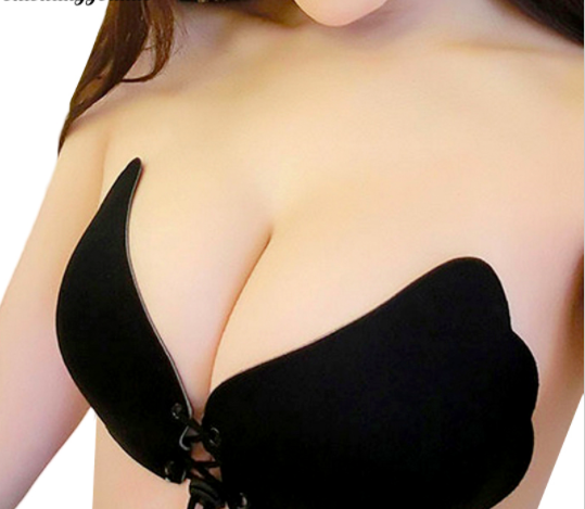 f958c04e98 Beautiful Invisible STAY-UP EXTREME LIFT Strapless Bra with Lacing Front  For you to wear