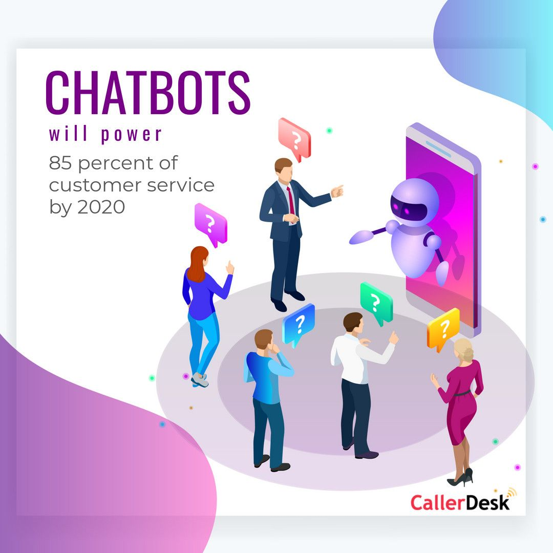 Chatbots Represent a new trend in how people access