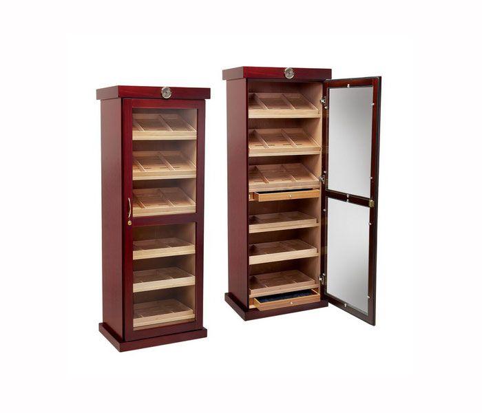 Single Door Cigar Display Humidor Cabinet | VinBro Cigar Cabinets |  Pinterest | Products, Display and Cigars