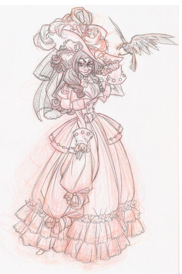 fallyn redone-- final design by Seitou on DeviantArt
