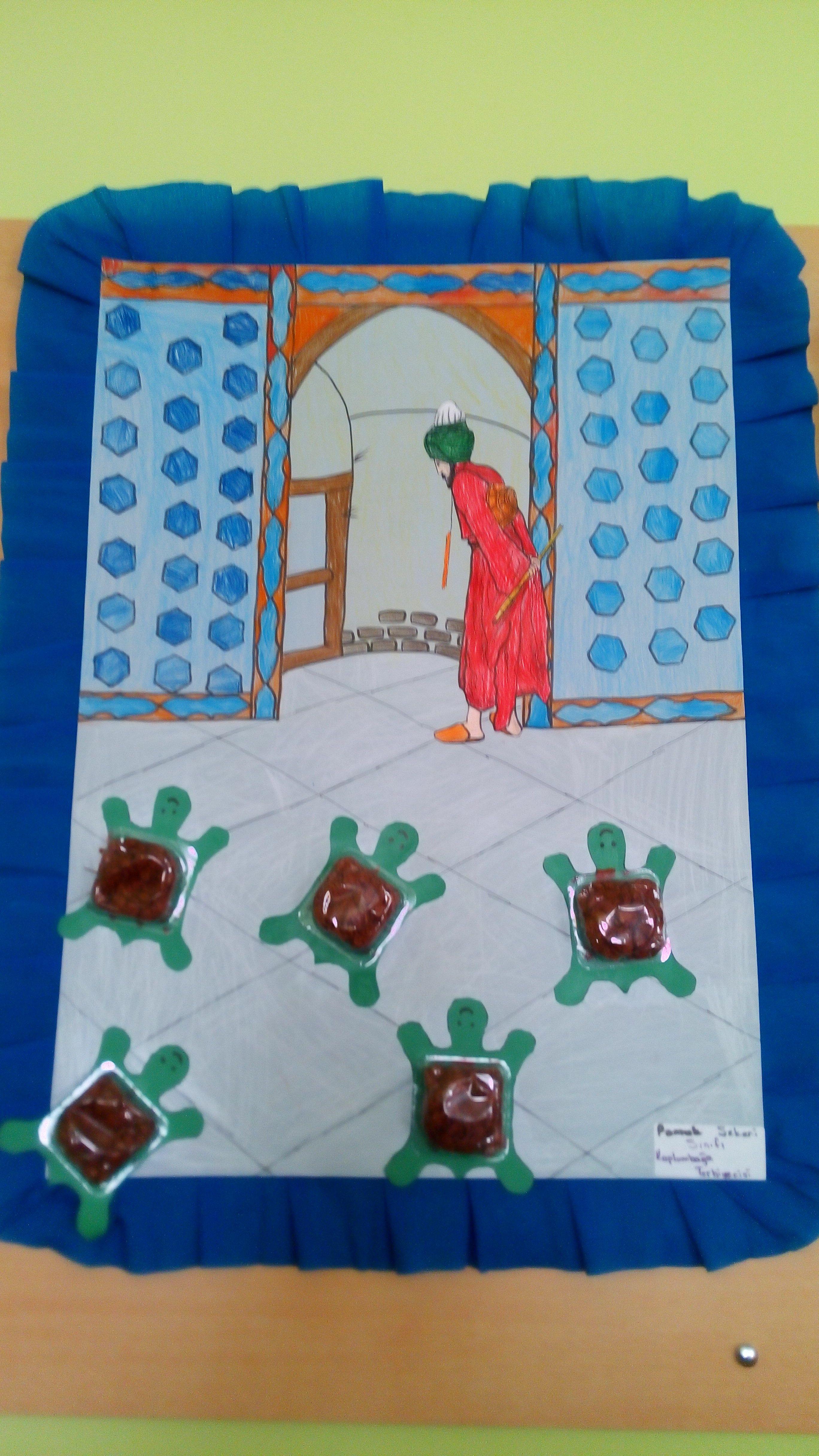 Osman Hamdi Bey Kaplumbaga Terbiyecisi Sanat Egitimi Okul