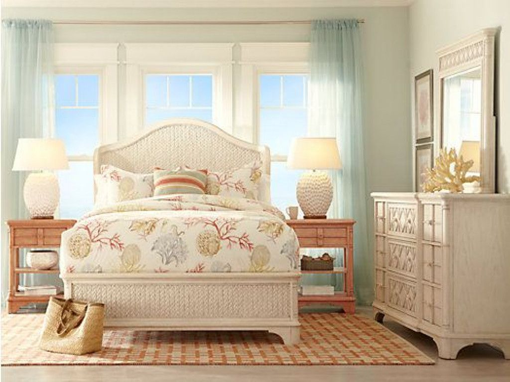 Coastal bedroom furniture luxury shop for a cindy crawford home