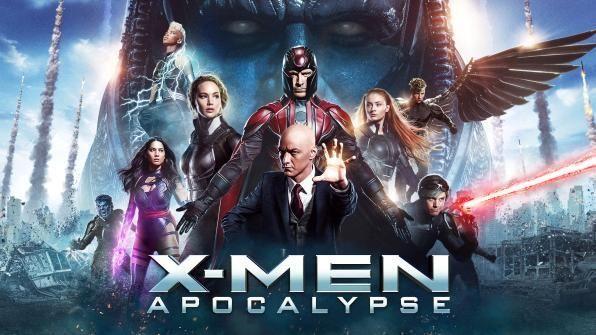 X Men Apocalypse Movie On Bluray Action Movies Adventure Apocalypse Movies X Men Apocalypse X Men