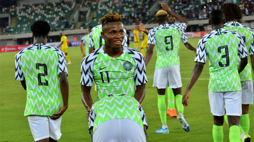 NIGERIA VS LESOTHO How the Super Eagles defeated Lesotho