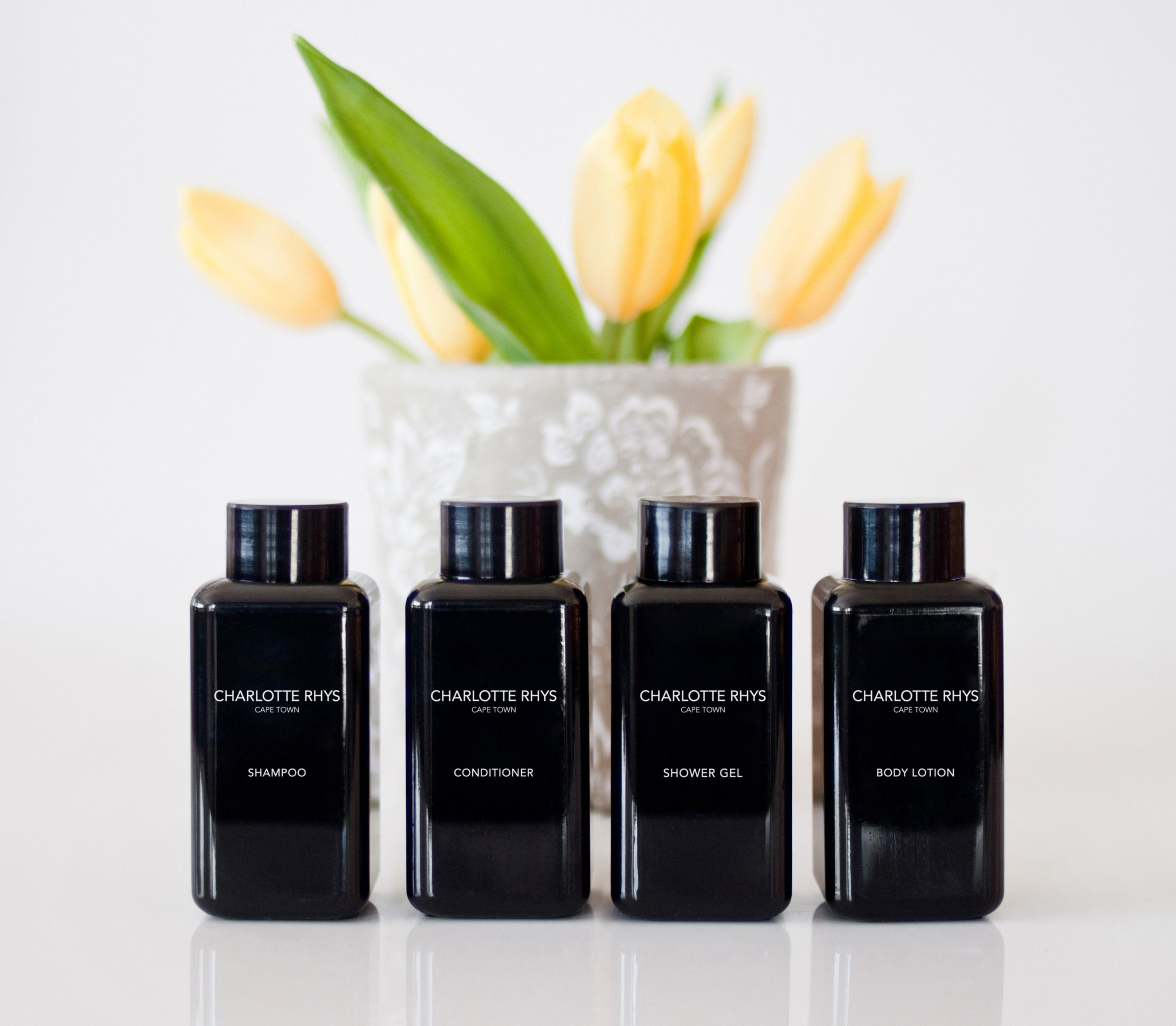 Exquisitely Luxurious Hotel Toiletries By Charlotte Rhys