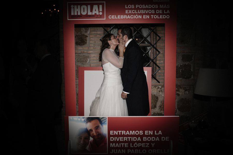 Una boda internacional celebrada en Toledo » Mi Boda #bodas #novias #ideas #inspiración #MiBoda #bodas #reales #boda #internacional #celebrada #Toledo