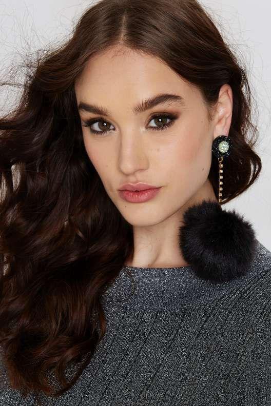 Fur Better or Worse Earrings