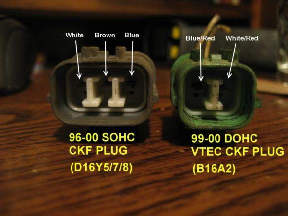 Crankshaft Camshaft Position Sensor Testing Done The Easy Way With Images Crankshaft Position Sensor Sensor Vtec