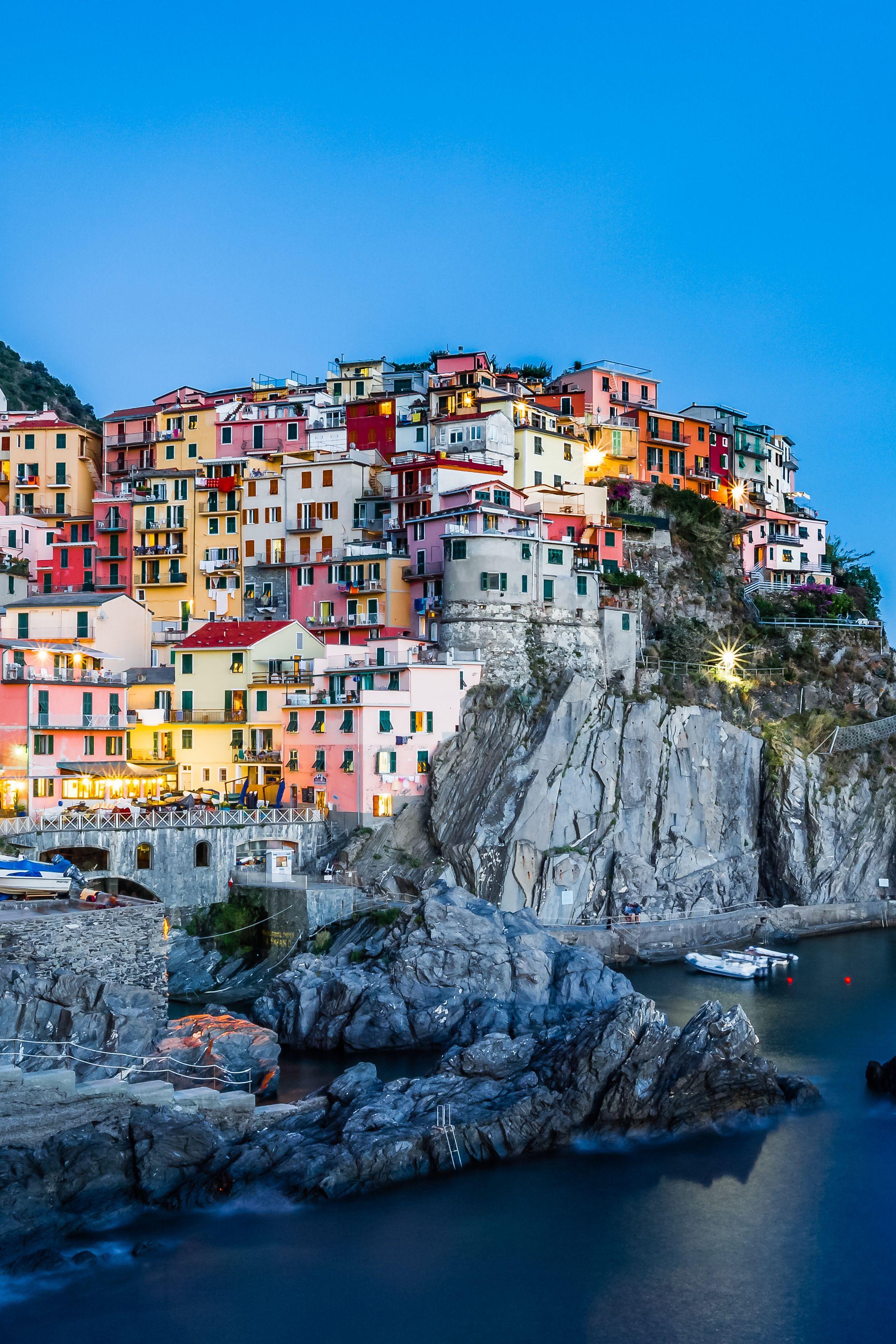 5 raisons daller passer un week-end aux Cinque Terre