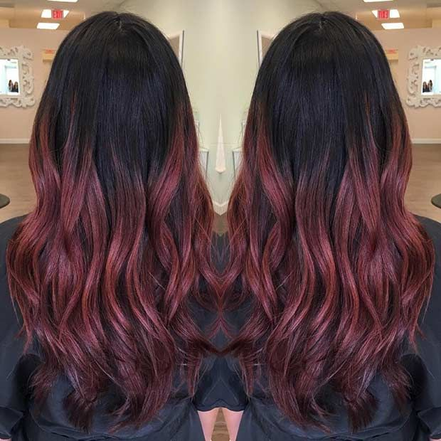 31 Best Red Ombre Hair Color Ideas Hair Ideas Braids All