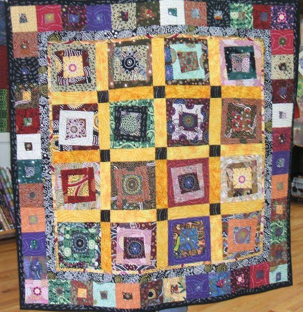 Aboriginal+quilt | The Definitive Book for Using Australian ... : cheap quilting fabric australia - Adamdwight.com