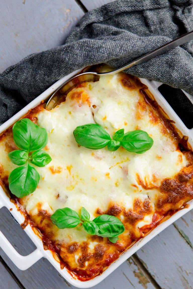 Pizza-Gnocchi - schnell und einfach #vegetarischerezepteschnell