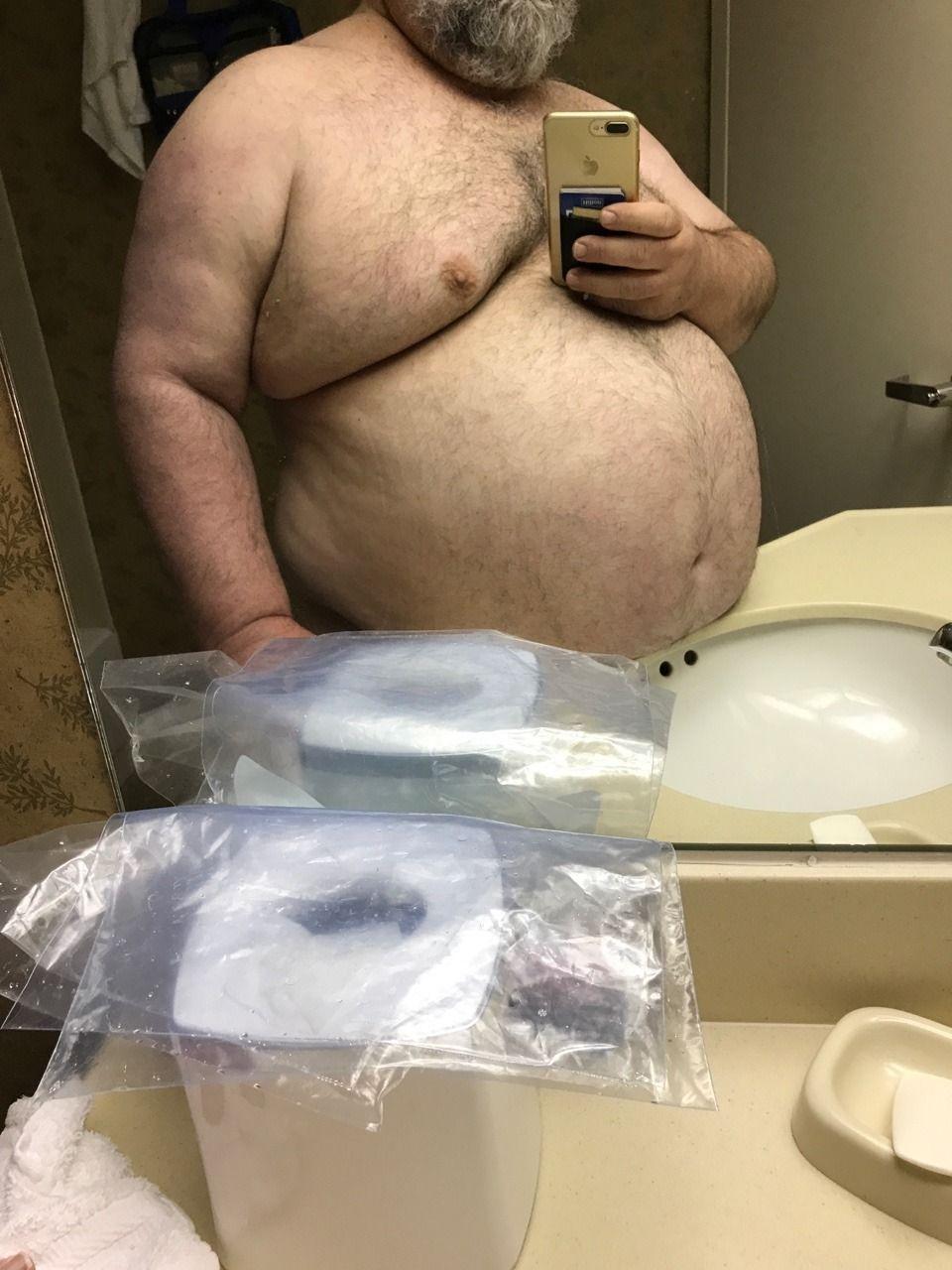 titties ooze out of bra