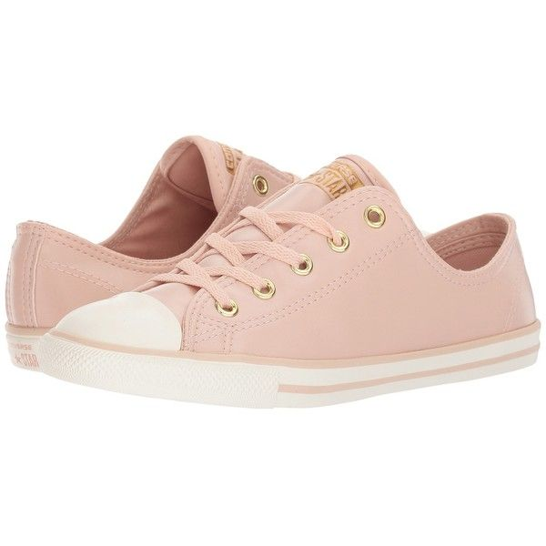 68efd521a63d Converse Chuck Taylor All Star Dainty - Ox Craft SL (Dust... ( 49) ❤ liked  on Polyvore featuring shoes
