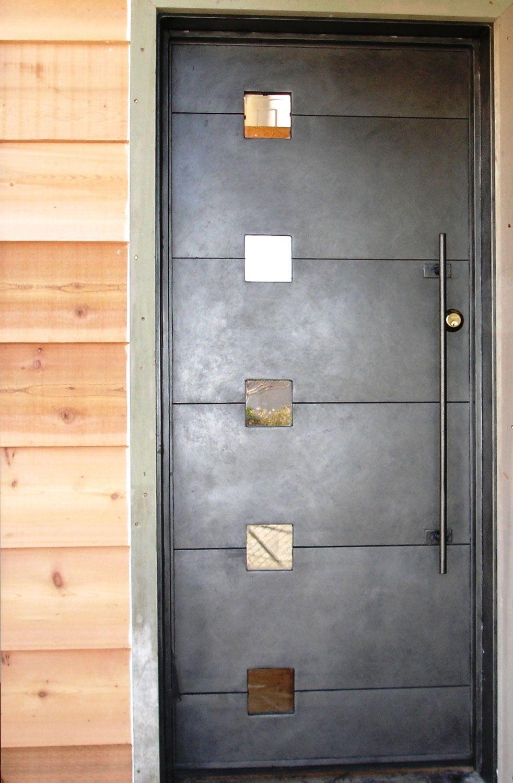 Aria 221-1 & Aria: 221-1 | Exterior Home | Pinterest | Contemporary doors Iron ...