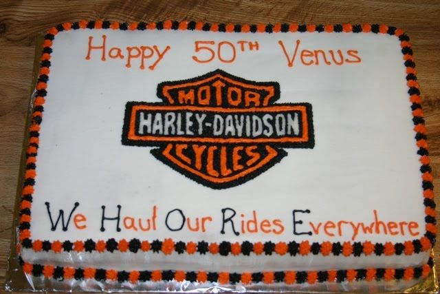 harley davidson sheet cake Google Search Cupcakes Cakes