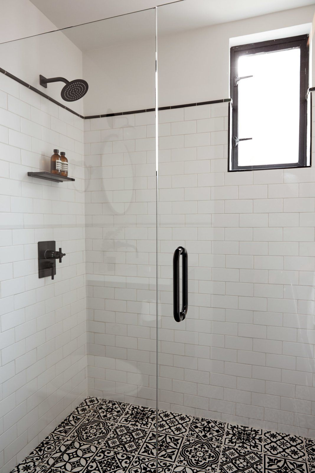 Normal Heights Residence With Images Modern Shower Tile