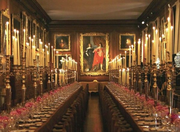 Interior At Althorp Pbs Special The Secrets Of Althorp