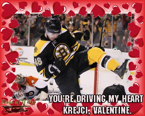 Hockey Valentine S Day Cards Krejci Humor Hockey Valentines Hockey Holiday Valentines For Boys