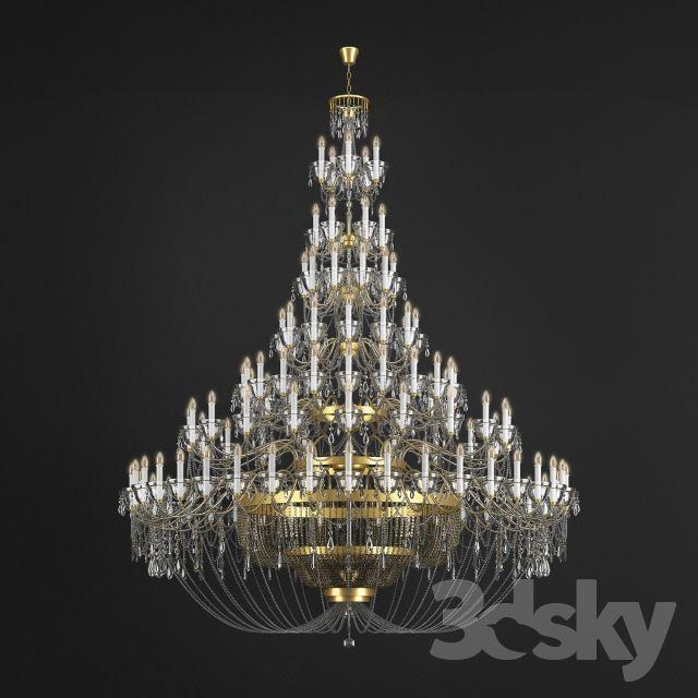 Big chandelier 3d lights pinterest big chandelier chandeliers big chandelier mozeypictures Choice Image