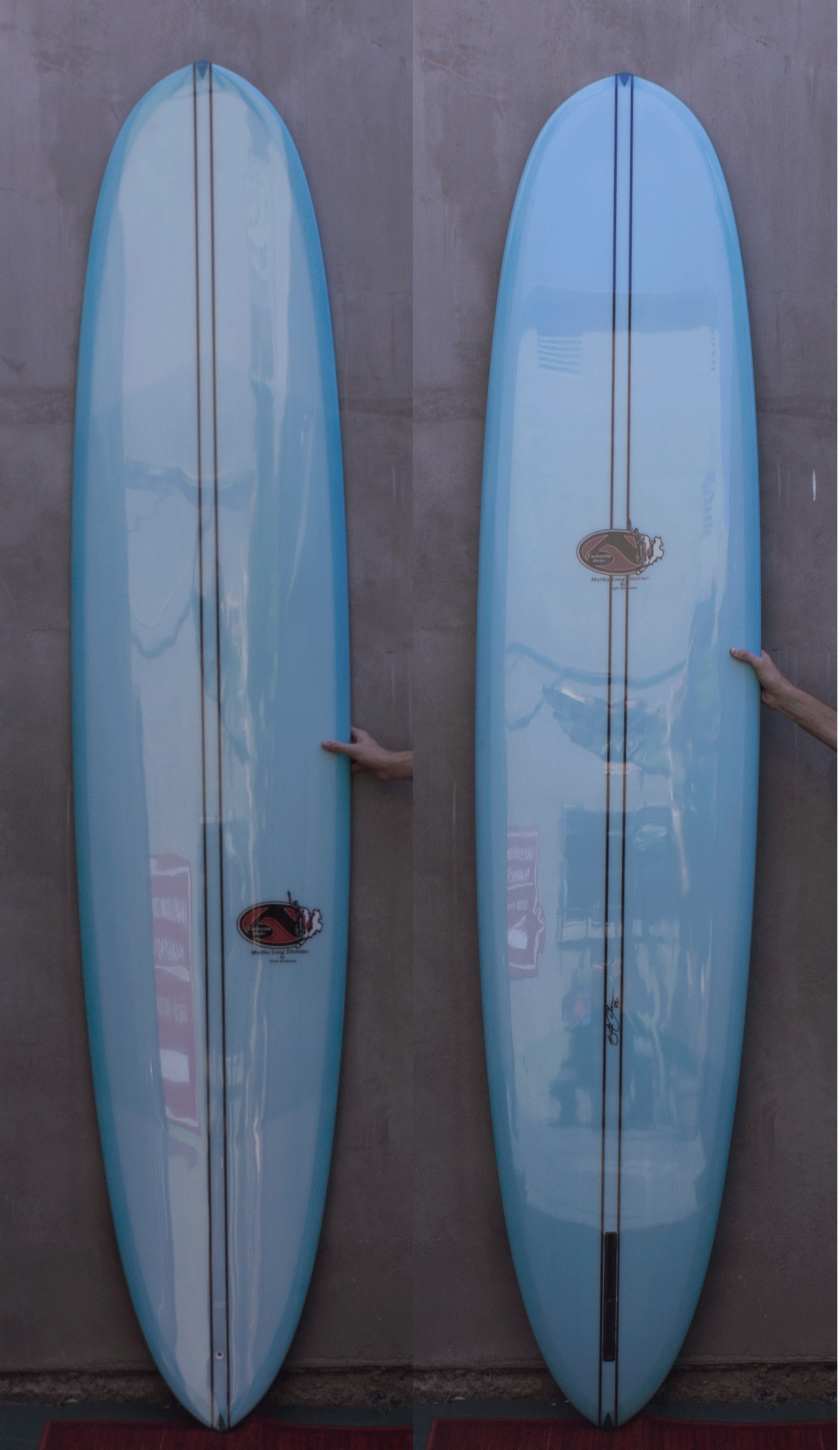 9'4 Anderson Farberow Surfboard, Anderson, Sale