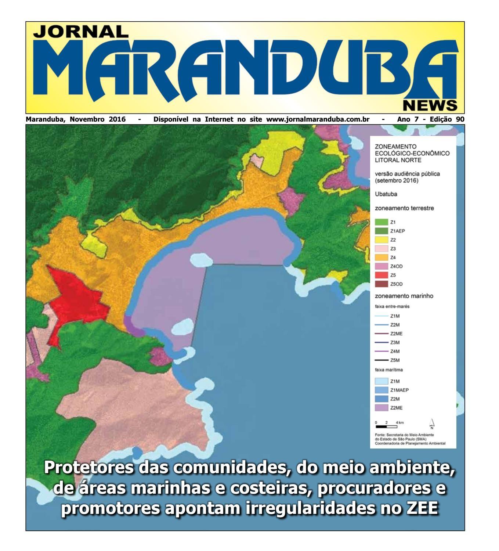 Jornal Maranduba News #90  Notícias da Região Sul de Ubatuba