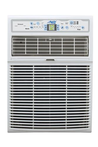 Arctic King™ 8,000 BTU Casement Slider Window Air Conditioner