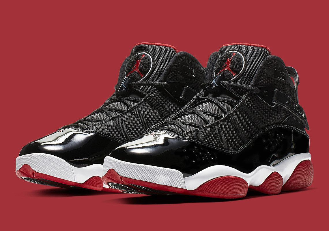 fa5a3693ad66 Jordan 6 Rings Bred 322992-062 Release Info  thatdope  sneakers  luxury