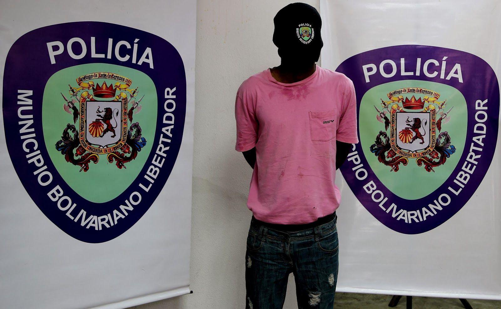 Policaracas capturó a peligroso homicida de la ban...