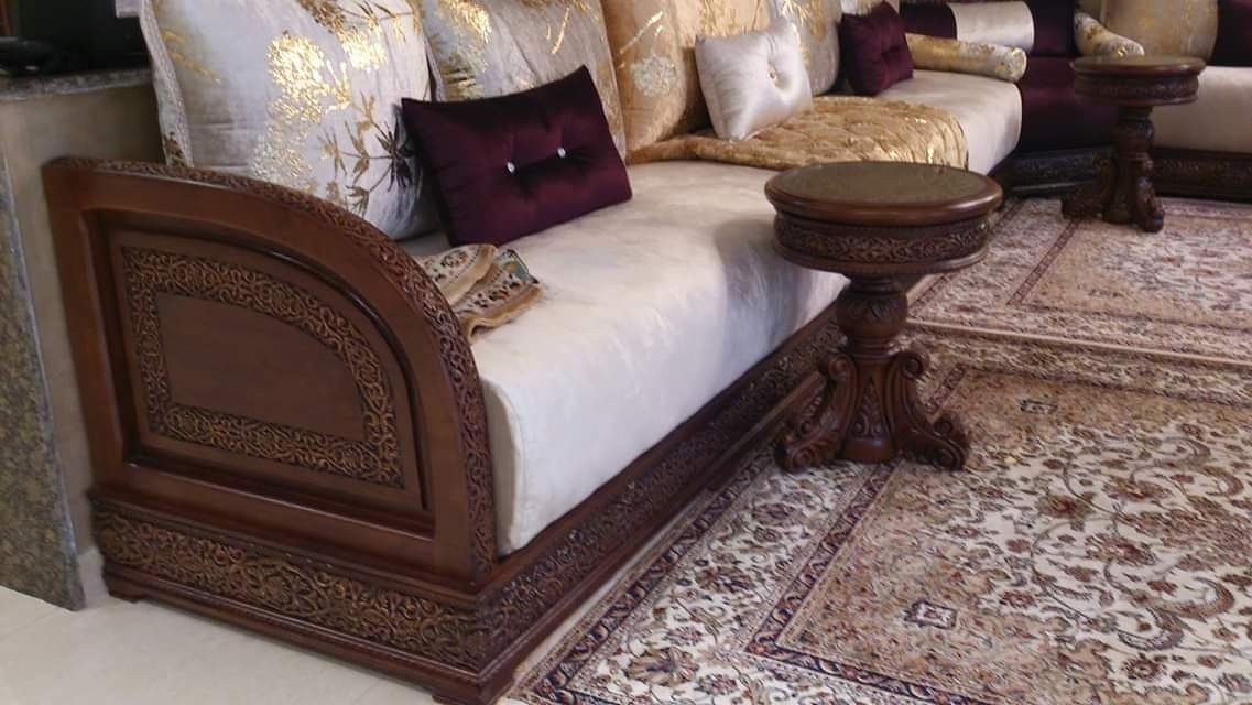 Salon Marocain Moroccan Living Room Living Room Decor Moroccan Interiors