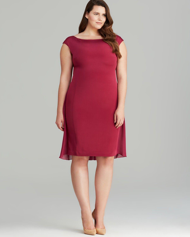 Marina Rinaldi Plus Dama Dress | Bloomingdale\'s | Sarah Slick ...