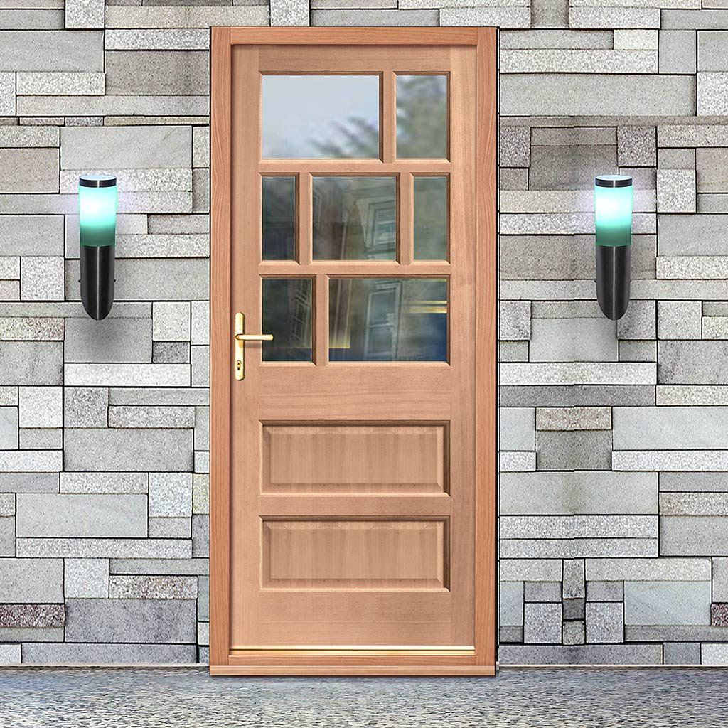 Made To Measure Exterior Northumberland Door Fit Your Own Glass