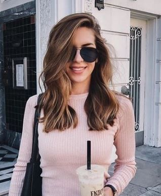 50 Amazing Shoulder Length Hairstyles for 2019 | Women's Fashionizer #longhair