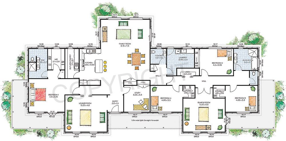 The Derwent Floor Plan Download A Pdf Here Paal Kit