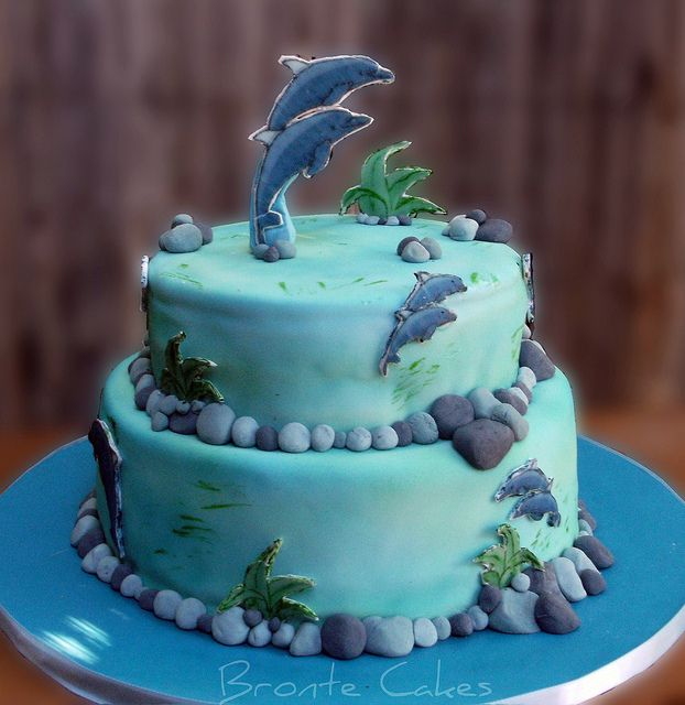 dolphin wedding cake ideas quot dolphins quot 21st birthday cake 21st birthday cakes 21st 13698